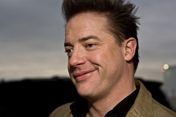 Or Brendan Fraser.